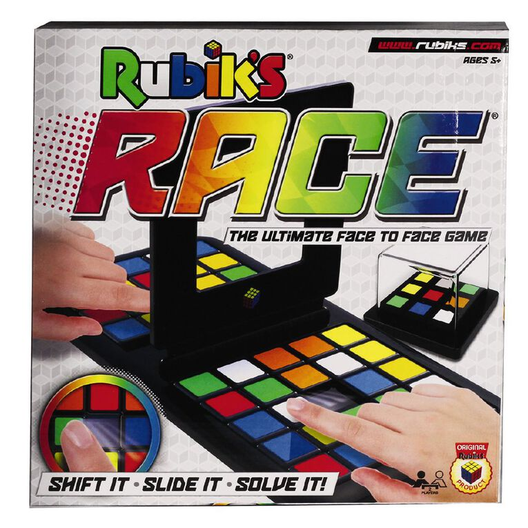 Rubiks Race Game, , hi-res