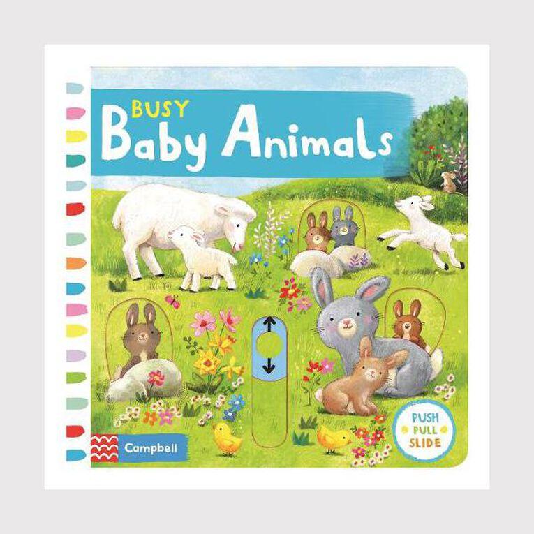 Busy Baby Animals by Ag Jatkowska, , hi-res