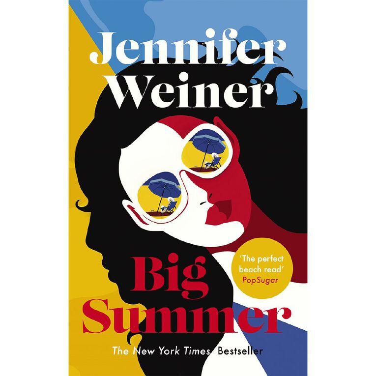 Big Summer by Jennifer Weiner, , hi-res