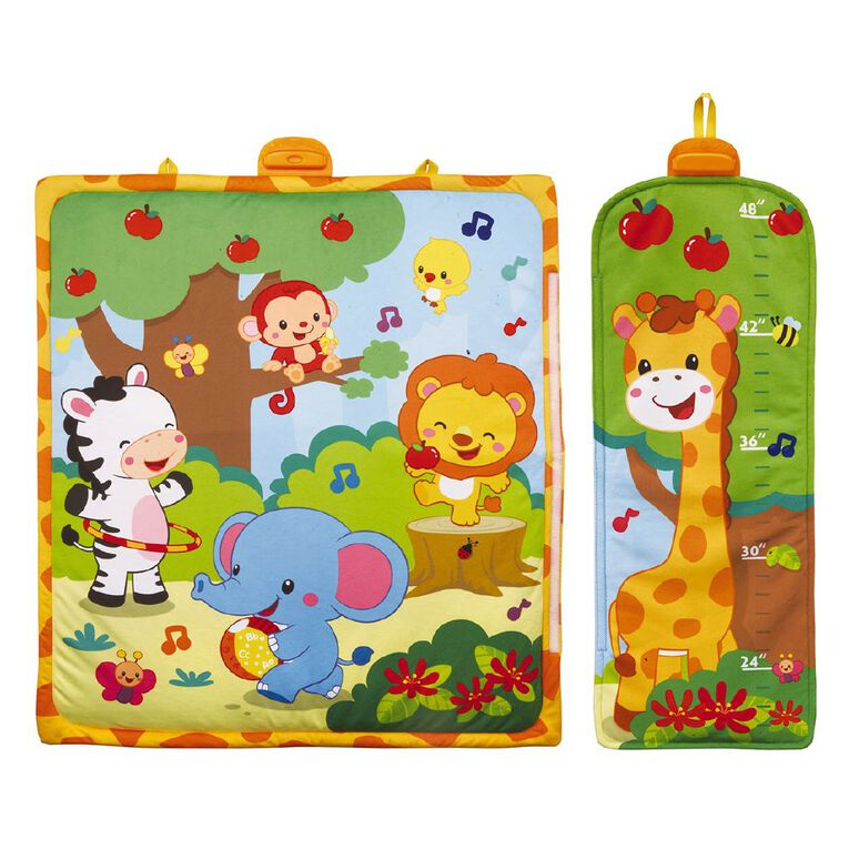 Vtech 3 In 1 Grow with me Playmat, , hi-res