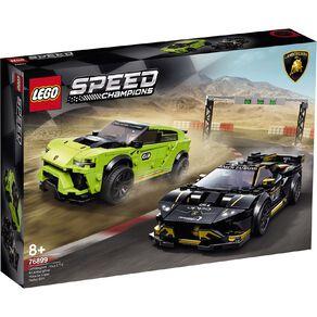 LEGO Speed Champions Lamborghini Huracan Super Trofeo EVO 76899