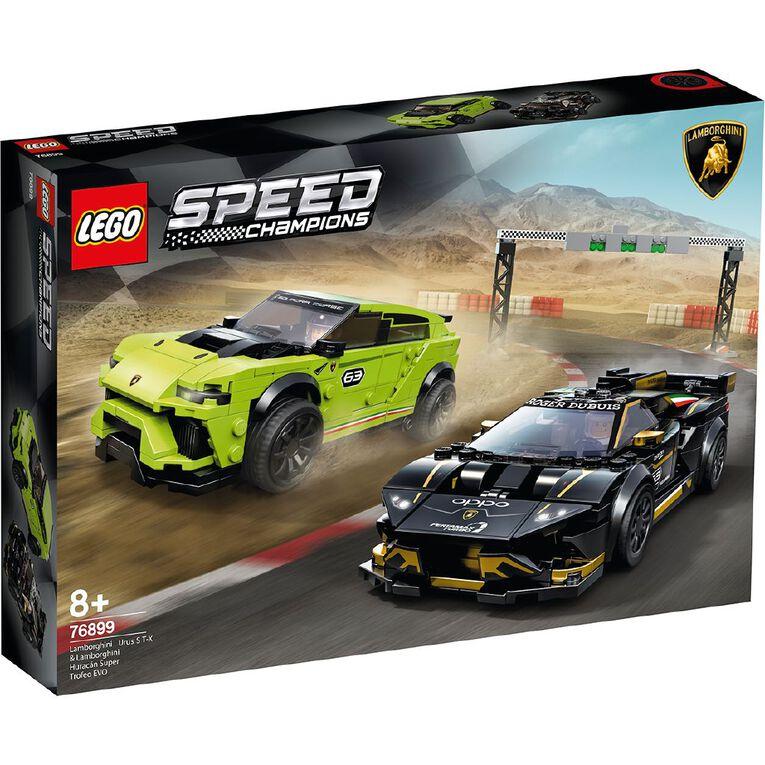 LEGO Speed Champions Lamborghini Huracan Super Trofeo EVO 76899, , hi-res