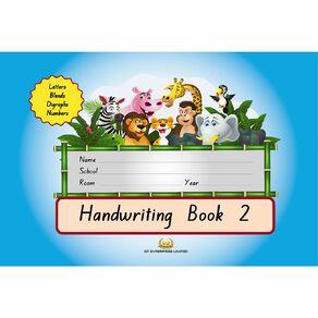 GT Handwriting Book 2 Blue
