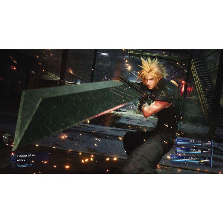 PS4 Final Fantasy VII Remake, , hi-res
