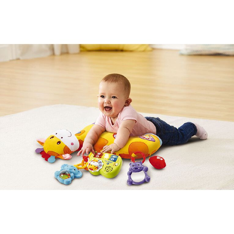 Vtech Tummy Time Discovery Pillow, , hi-res