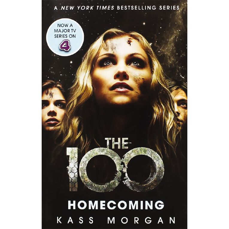 The 100: Homecoming by Kass Morgan, , hi-res image number null