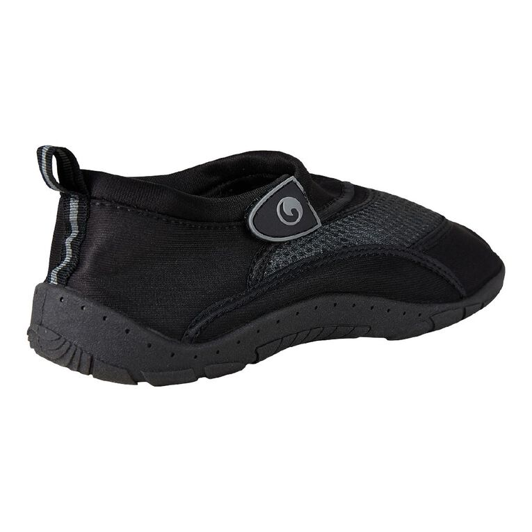 H&H Men's Oxcar Aqua Socks, Black, hi-res image number null