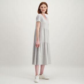 H&H Women's Tiered Maxi Dress