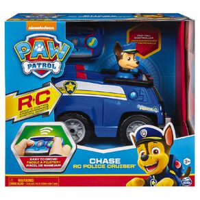 Paw Patrol Chase Remote Controlled Cruiser
