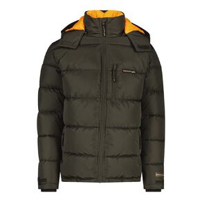 Back Country Men's Puffer Jacket
