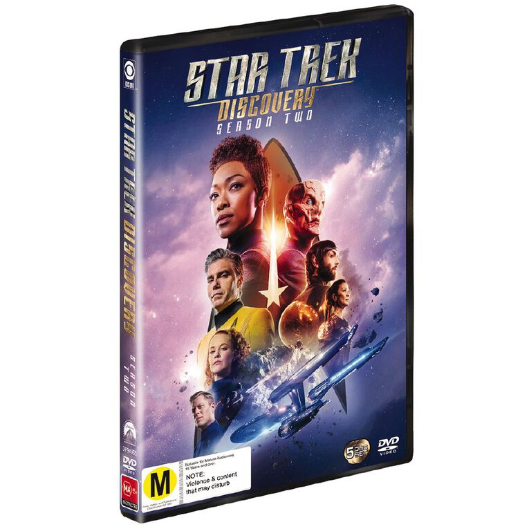 Star Trek Discovery Season 2 DVD 5Disc, , hi-res
