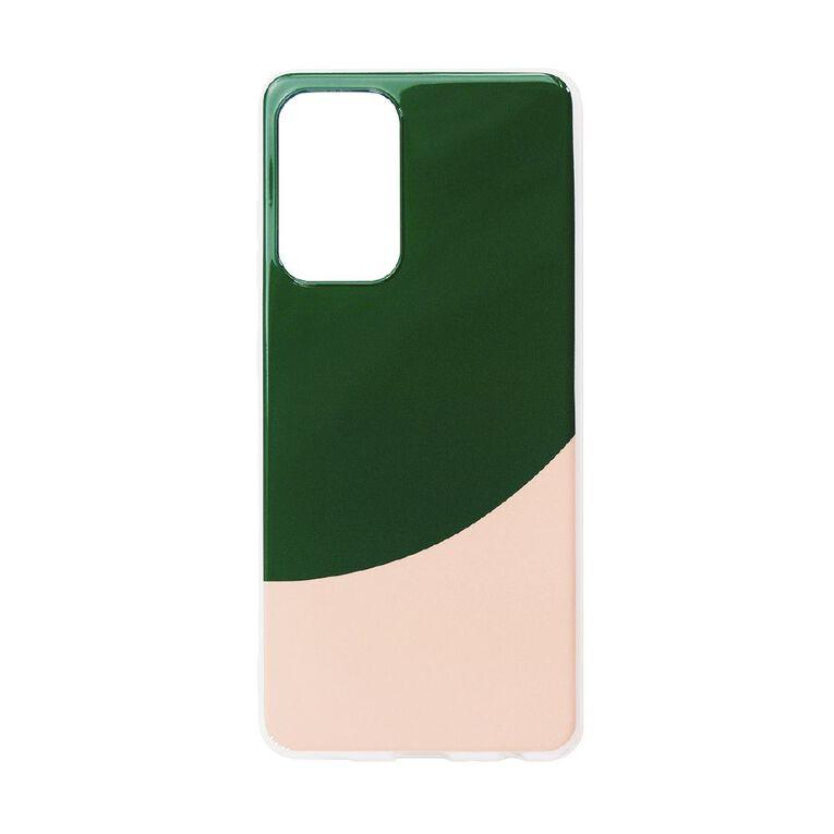 Samsung A52 Phone Case Pink/Green, , hi-res