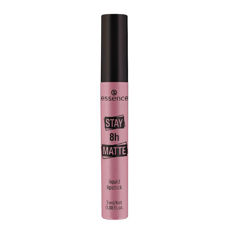 Essence Stay 8H Matte Liquid Lipstick 05, , hi-res