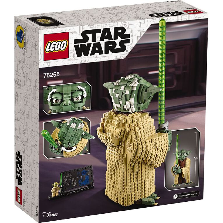 LEGO Star Wars Episode 9 Yoda 75255, , hi-res
