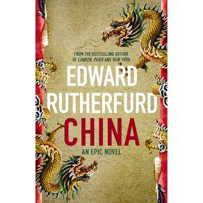 China by Edward Rutherfurd
