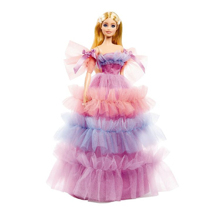 Barbie Collector Birthday Wishes Doll, , hi-res
