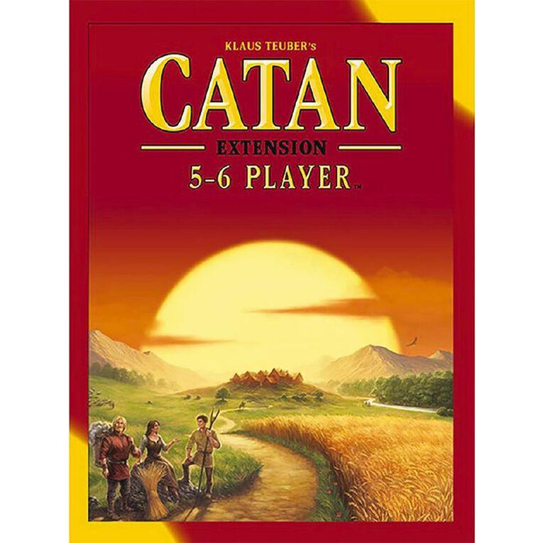 Catan 5-6 Player Extension, , hi-res