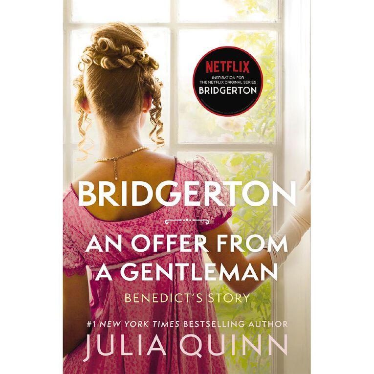 Bridgerton #3 An Offer from a Gentleman by Julia Quinn, , hi-res