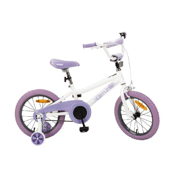 Milazo Bike-in-a-Box 709 Purple/White 16 inch, , hi-res