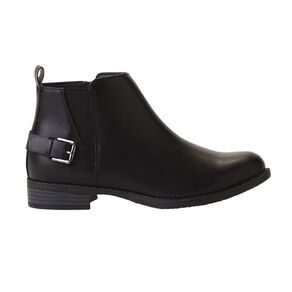 H&H Flat Buckle Boots