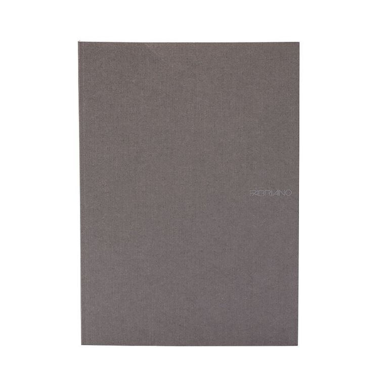 Fabriano Ecoqua Sketchbook Dotted 85GSM 90 Sheets Stone A5, , hi-res