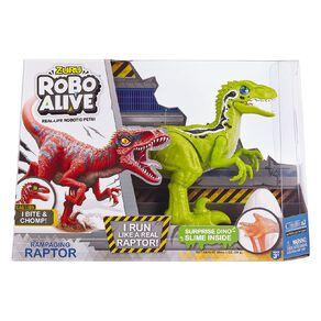Zuru Robo Alive Raptor Assorted