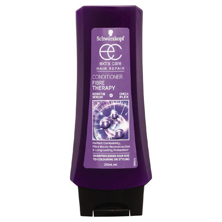 Schwarzkopf Extra Care Conditioner Fibre Therapy 250ml, , hi-res