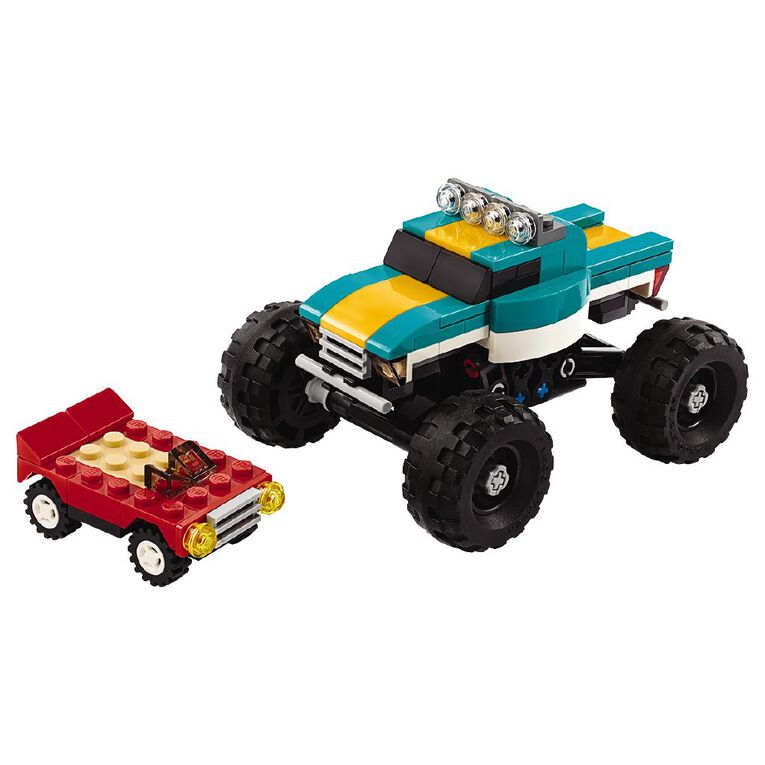 LEGO Creator Monster Truck 31101, , hi-res