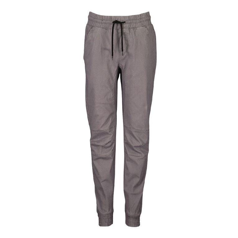 Young Original Moto Cuff Chino Pants, Grey Dark, hi-res
