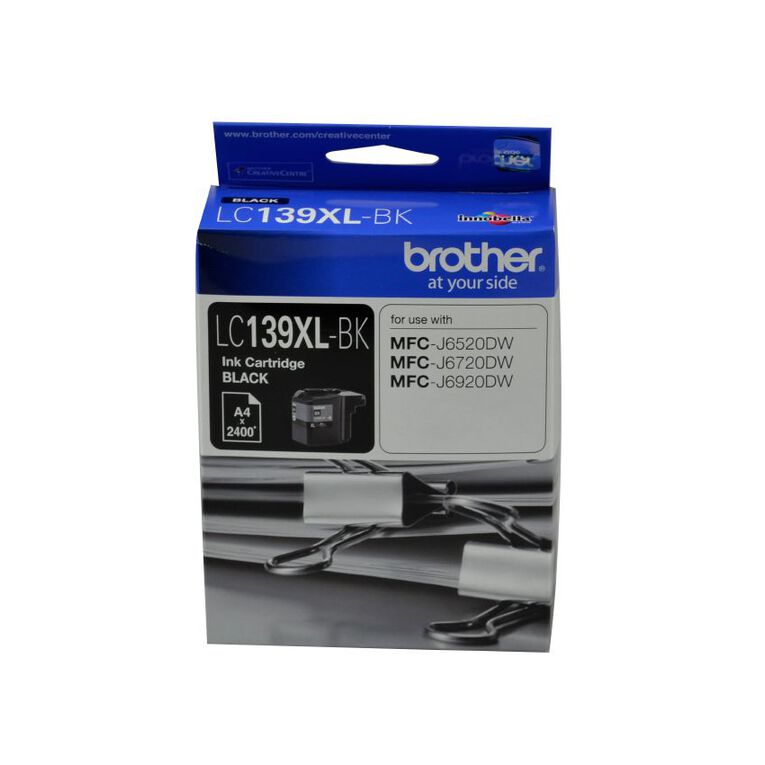 Brother Ink LC139XL Black (2400 Pages), , hi-res