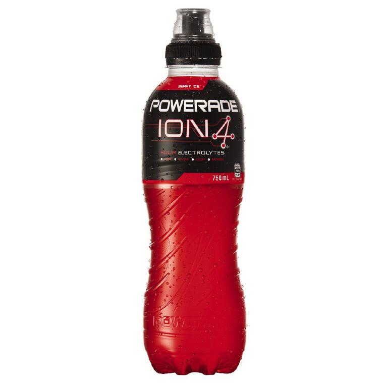 Powerade Berry Ice 750ml, , hi-res