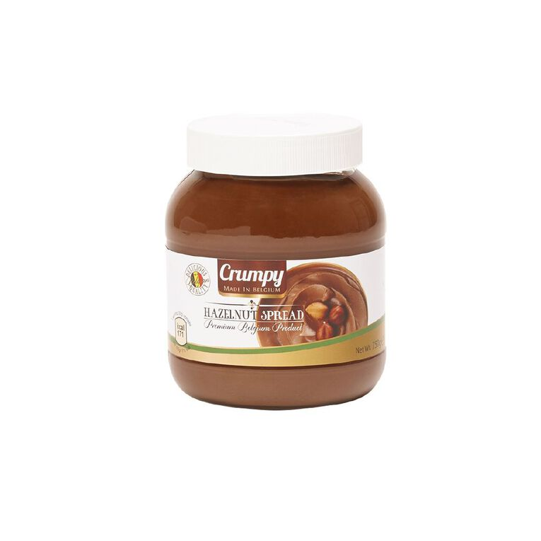Crumpy Hazelnut Spread 750g, , hi-res