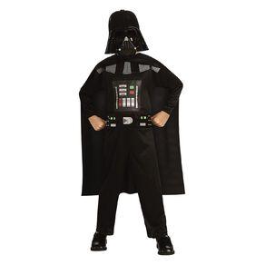 Star Wars Darth Vader Costume Size 6-8