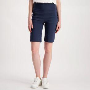 H&H Women's Bengaline Shorts
