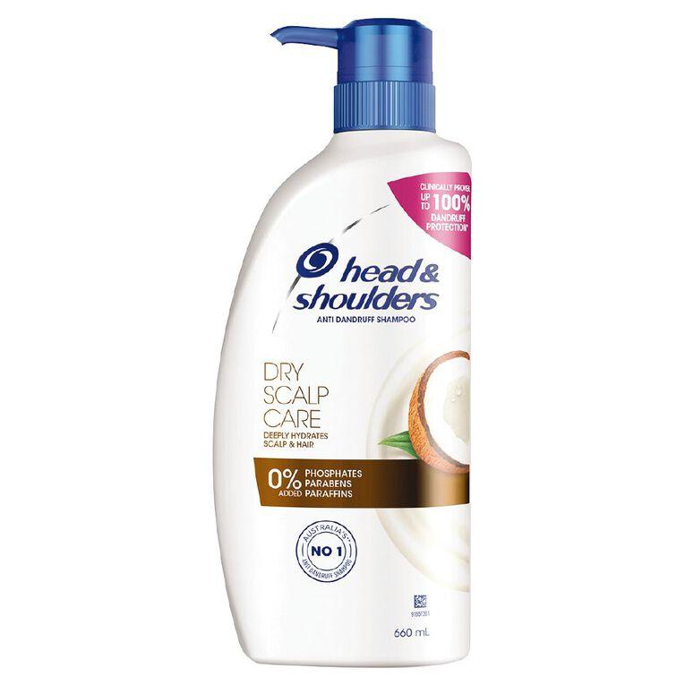 Head & Shoulders Dry Scalp Shampoo 660ml, , hi-res