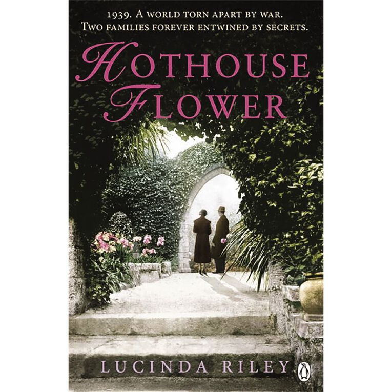 Hothouse Flower by Lucinda Riley, , hi-res