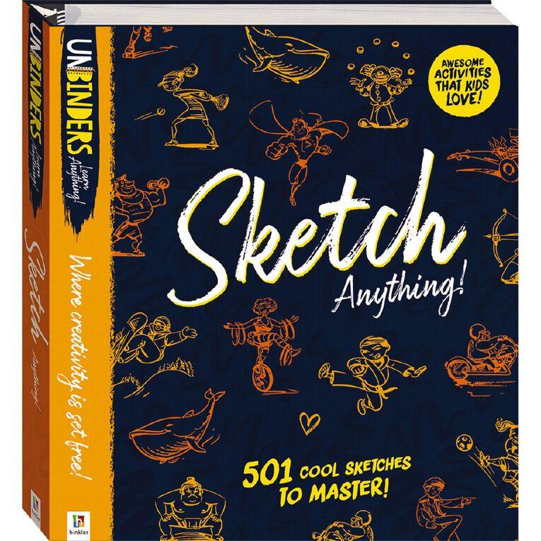 Unbinders: Sketch Anything, , hi-res