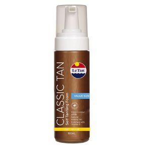 Le Tan Classic Tan Mousse Light-Medium 180ml