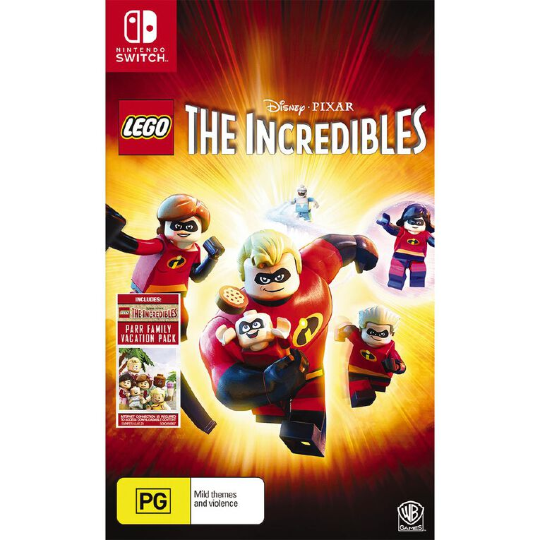 Nintendo Switch Lego Incredibles, , hi-res