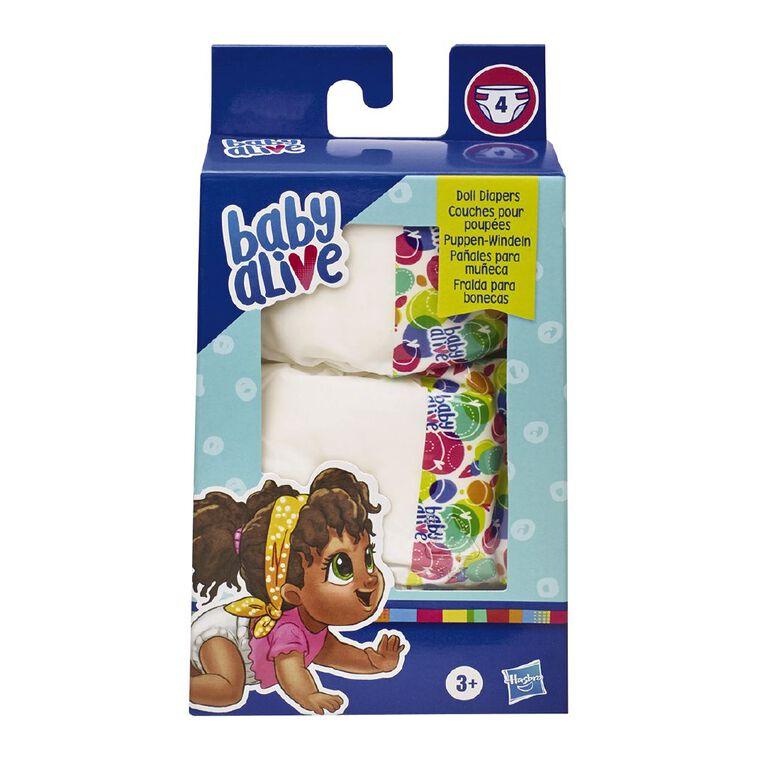 Baby Alive Diaper Pack, , hi-res