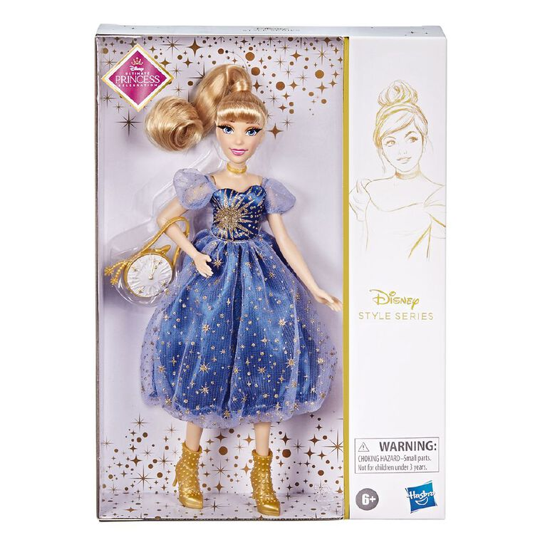 Disney Princess Style Series Cinderella, , hi-res