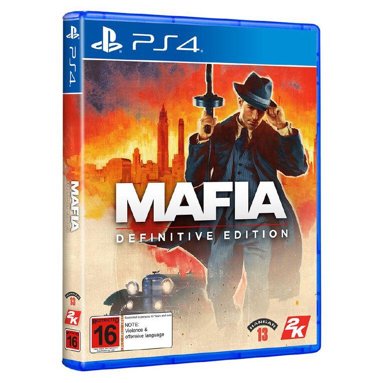 PS4 Mafia Remake, , hi-res