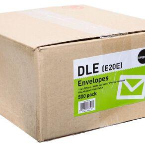 WS Envelope DLE Window Seal 500 Pack
