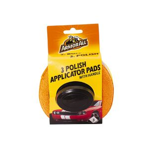 Armor All Polish Applicator Pads 3 Pack