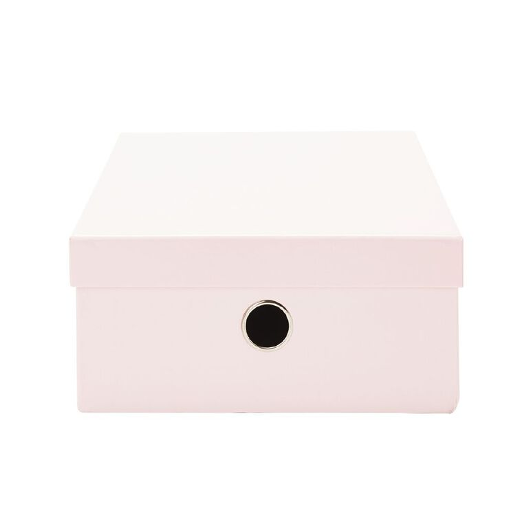 Uniti Colour Pop Storage Box Pink Light, , hi-res