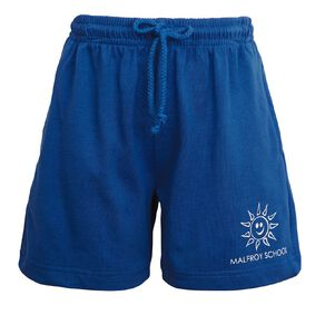 Schooltex Malfroy Knit Shorts with Screenprint