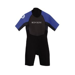 Body Glove Men's Spring Suit Black/Blue XL