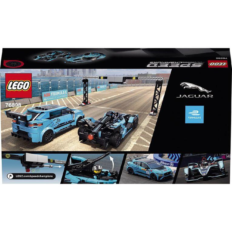 LEGO Speed Champions Formula E Panasonic Jaguar Racing GEN2 76898, , hi-res