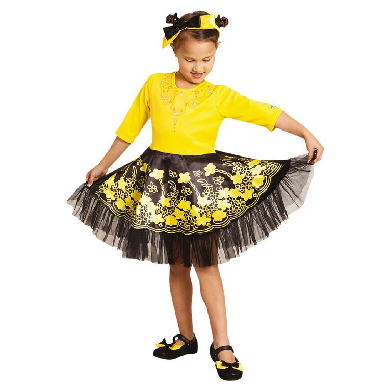 Wiggles Emma Wiggle Deluxe Ballerina - Size 3-5 years, , hi-res