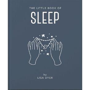 The Little Book of Sleep by Sasha Fenton